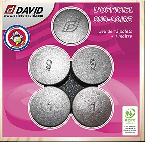 Palets David Nvle Donne - Padadef - Recharge - 12 Palets