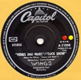 Picture Of venus & mars-rock show / magneto & titanium man 45 rpm single