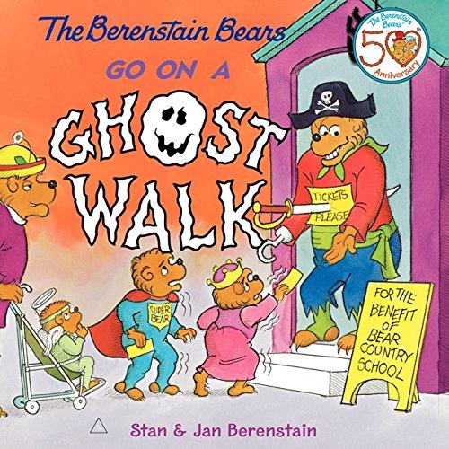 The Berenstain Bears Go on a Ghost Walk por Jan Berenstain