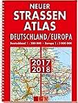 Neuer Straßenatlas Deutschland/Europa...