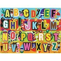 Mon 1er Jumbo Chunky Puzzle 26 pièces 12 « X 16 »-ABC