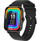 """(Renewed) Fire-Boltt Beast SpO2 1.69"""" Industry's Largest Display Size Full Touch Smart Watch with Blood Oxygen Monitoring, He"""