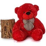Buttercup Soft Toys Medium Very Soft Lovable/Huggable Teddy Bear for Girlfriend/Birthday Gift/Boy/Girl - 3 Feet (91 cm…