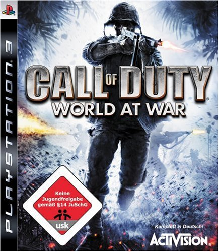 Call of Duty: World at War (Call Of Ps3 Duty)