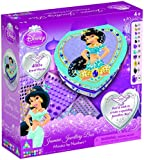 The Orb Factory Sticky Mosaics Disney Princess Jasmine Heart Box