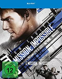 Mission: Impossible 3 [Blu-ray] limitiertes Steelbook