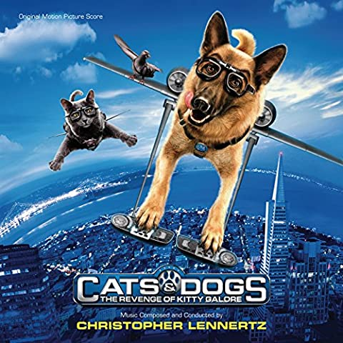 Cats & Dogs: The Revenge Of Kitty Galore (Original Motion Picture Score)