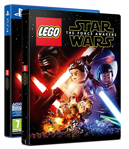 LEGO Star Wars: El Despertar De La Fuerza (Episodio 7) + Steelbook