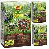 3 x 700 g COMPO AGROSIL Wurzel-Turbo Eisendünger wasserlöslich