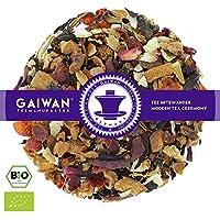 """N° 1332: Tè alla frutta biologique in foglie """"Avvento"""" - 250 g - GAIWAN® GERMANY - tè in foglie, tè bio, mela, rosa canina, cassia, ibisco, arancia, zenzero, chiodo di garofano"""