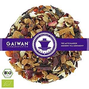 """N° 1332: Tè alla frutta biologique in foglie""""Avvento"""" - 250 g - GAIWAN GERMANY - tè in foglie, tè bio, mela, rosa canina, cassia, ibisco, arancia, zenzero, chiodo di garofano"""