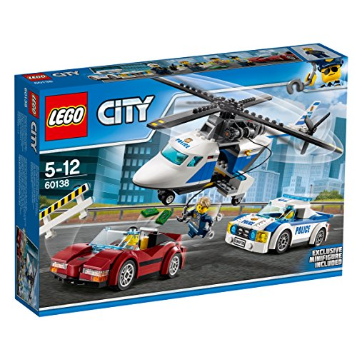 LEGO 60138 High Speed Chase Building Toy