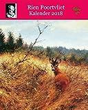 Rien Poortvliets großer Tierkalender 2018