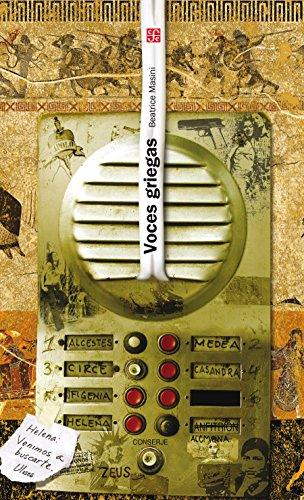 Voces griegas par Beatrice Masini
