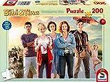 Schmidt Spiele Puzzle 56236 - Bibi und Tina zum Film 4, Tohuwabohu, 200 Teile