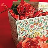 WeddingTree Premium Seifenblasen Set in rot- 48 teilig mit Herzgriff - herzallerliebst für Hochzeit Taufe Geburtstag Goldene Hochzeit Verlobung Valentinstag Gastgeschenk Party - 4