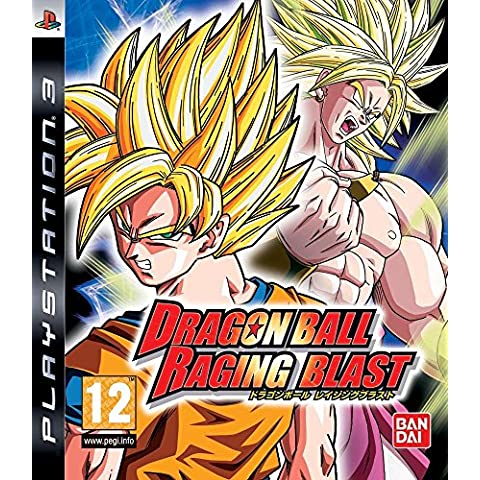 Dragon ball : raging blast [Importación francesa]