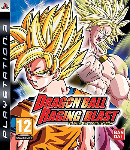 Dragon ball : Raging Blast PS3