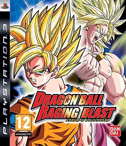 Dragonball Raging Blast FR PS3