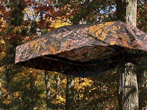 Pratique universel hochsitz toit/facilement à arbre fixe/pour hochsitze, ansitze, échelles et plus