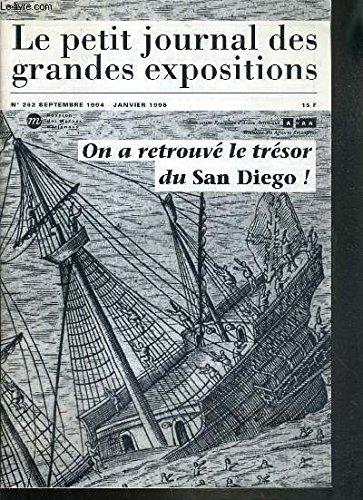 Le San Diego : Un trésor sous la mer