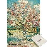 Puzzle Life Pfirsich-Baum - Vincent Van Gogh - 1000 Stück Jigsaw Puzzle