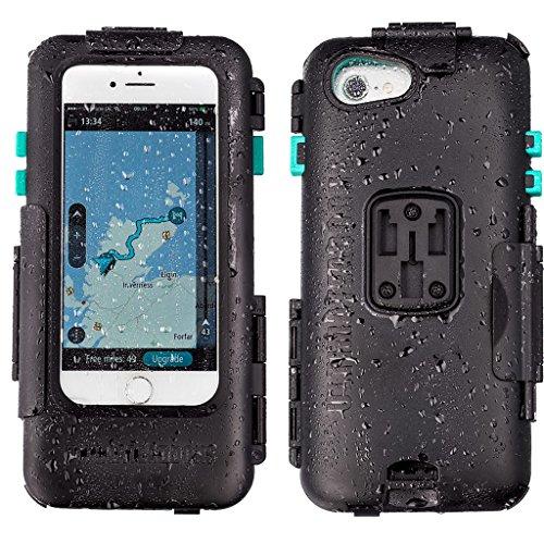 UltimateAddons wasserfeste Hülle mit 2,5 cm Balladapter für iPhone 67., iPhone 6 6s 7 4.7