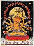 Porno pour Pyros @Santa Barbara 1997 Poster-Bol