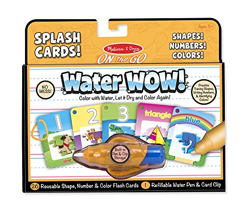 Buy Melissa And Doug Water Wow Kit Multi Color Online At