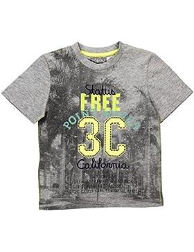 boboli 531043 - Camiseta Punto LISO Para Niños