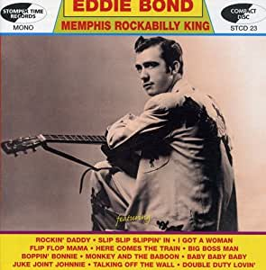 Memphis Rockabilly King [Import allemand]