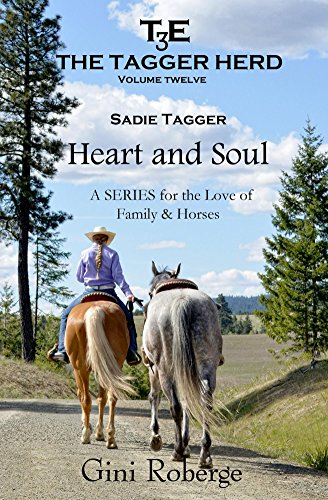 The Tagger Herd:  Heart & Soul: Sadie Tagger (English Edition)