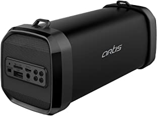 Artis BT90 Wireless Portable Bluetooth Speaker with USB/Micro SD Card/FM / AUX in (Black)