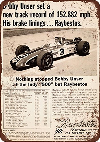 1968-raybestos-brake-pads-bobby-unser-indianapolis-500-look-vintage-riproduzione-in-metallo-segni-30