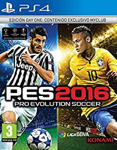 PES 2016 - Day One Edition [PS4]