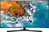 "TV LED 49"" 4K Ultra HD HDR 10+ DVB T2 Curvo Smart TV Internet TV HbbTV 2.0 DLNA Mirroring Wifi UE49NU7500UXZT ITALIA"