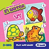 Frank - 10203 In Water Puzzle For 3 Year Old Kids And Above