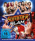 DVD Cover 'Summerslam 2016 [Blu-ray]