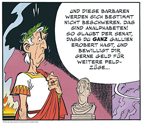 Asterix 36: Der Papyrus des Cäsar - 2