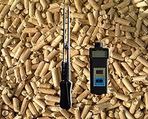 Feuchtemessgerät Feuchtemesser Wand Beton HolzMessgerät und BaufeuchteMessgerät