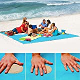 Best Serviettes de plage - vivibear Tapis Sable gratuit de Plage Anti-Sable et Review