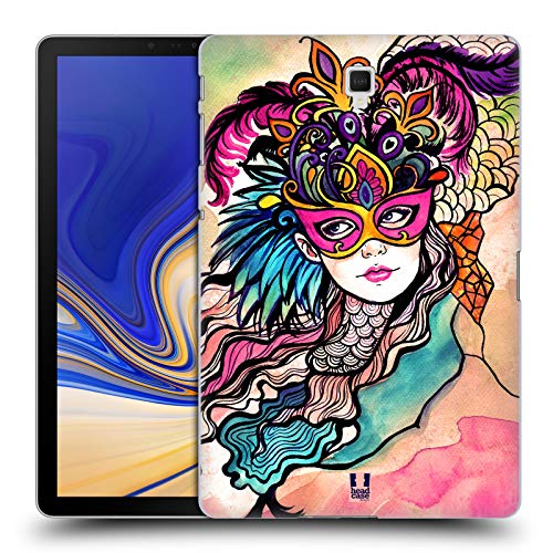 Head Case Designs Pink Maske Maskerade Ruckseite Hülle -