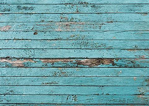 """Papier """"Tischset – Holz Shabby Chic"""" 420 x 297mm 100er Pck. – Platzdeckchen Platzmatte – Ideal für Esstische als Unterlage für Teller, Besteck, Gläser"""