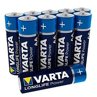 Varta Longlife Power AA Mignon Batterien - 10er Pack