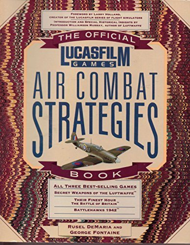 The Official Lucasfilm Air Combat Strategies Book