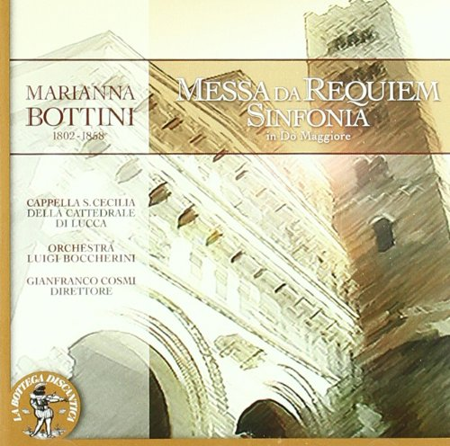 Messa Da Requiem, Sinfonia In Do Ma