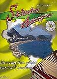 Saludos Amigos (+ CD): per 1-2fisarmoniche Partitura e voce