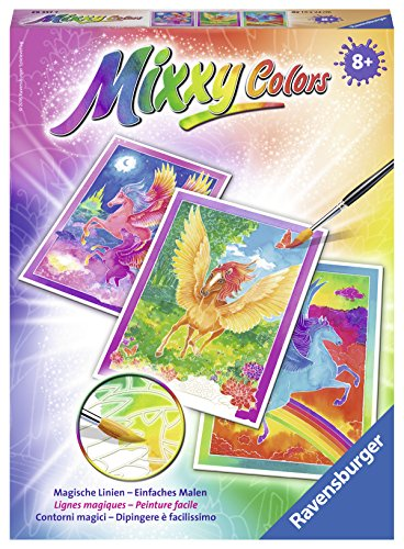 Ravensburger Mixxy Colors 29337 - Pegasus, Malsets