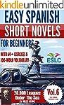 Jules Verne 2: Easy Spanish Short Nov...