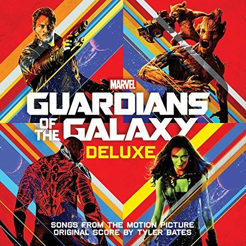 Guardians of the Galaxy by Various Artists (2014-05-04)